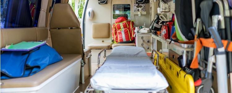 Emergency Vehicle Decontamination